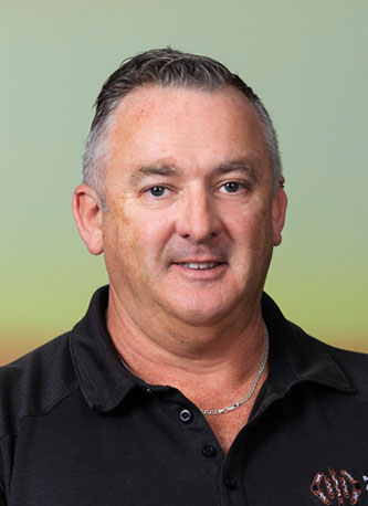 Darren Peacock : Commercial Manager