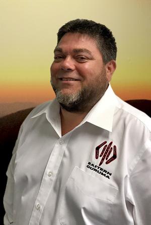 David Melville : HSEQ Manager
