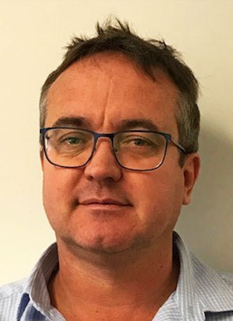Duncan Gemmill : Project manager
